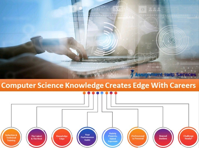 Computer Science Knowledge Creates Edge With Careers