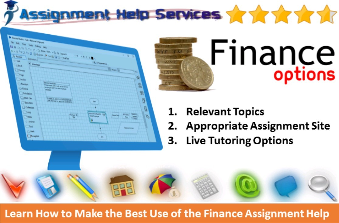 Learn How to Make the Best Use of the Finance Assignment Help