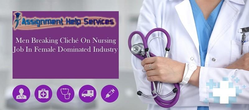 Men Breaking Cliche On Nursing Job In Female Dominated Industry